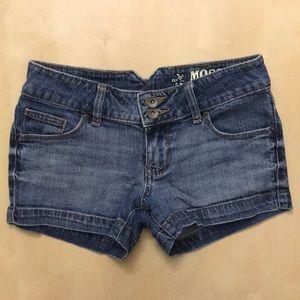 ✨Mossimo Supply Co.✨Medium Blue Wash Shorts